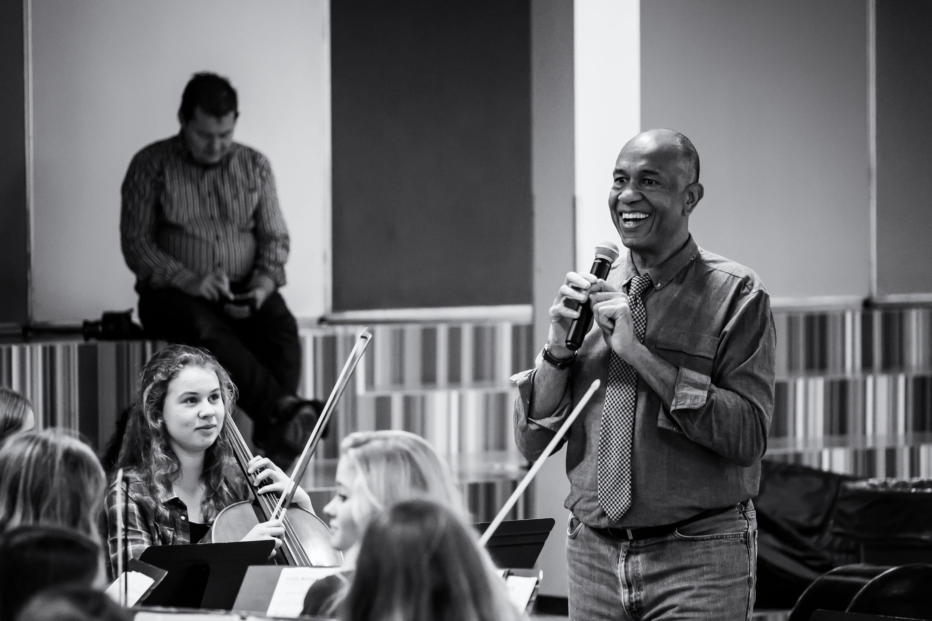 JazzArt Orchestra Educatie