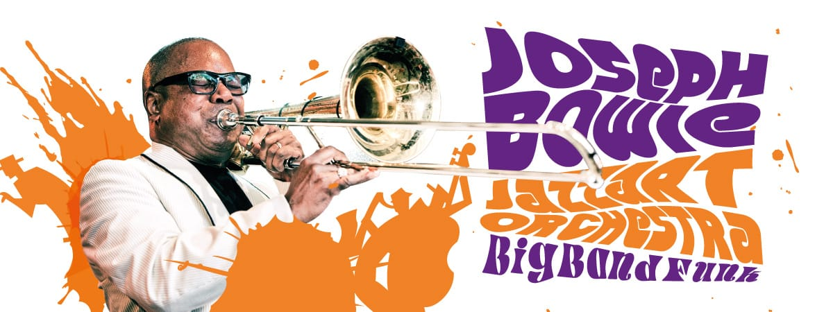 Joseph Bowie ft JazzArt Orchestra gemaakt door Viesrood